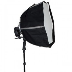Softbox heksagon do lamp reporterskich 60cm
