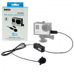 Mini mikrofon BOYA BY-GM10 do kamer GoPro