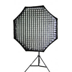 Softbox octagon BOWENS QUICK Mitoya 120cm z gridem