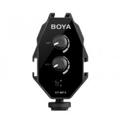 Adapter audio BOYA BY-MP4