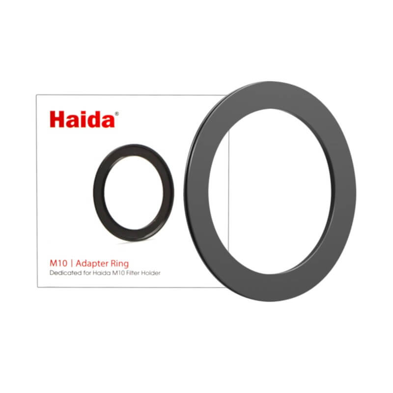 Adapter pierścień Haida 62 mm do systemu M10