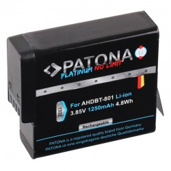 Akumulator Patona Platinum AHDBT-801 do GoPro 5 6 7 8