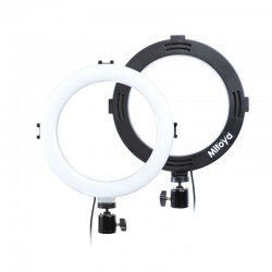 Lampa pierścieniowa LED ring MITOYA YQ-8 20cm USB